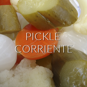 pickle corriente
